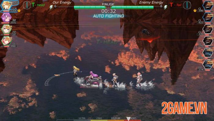 Abyss Horizon - Game nhập vai chiến tranh hải quân với phong cách manga mới lạ 0