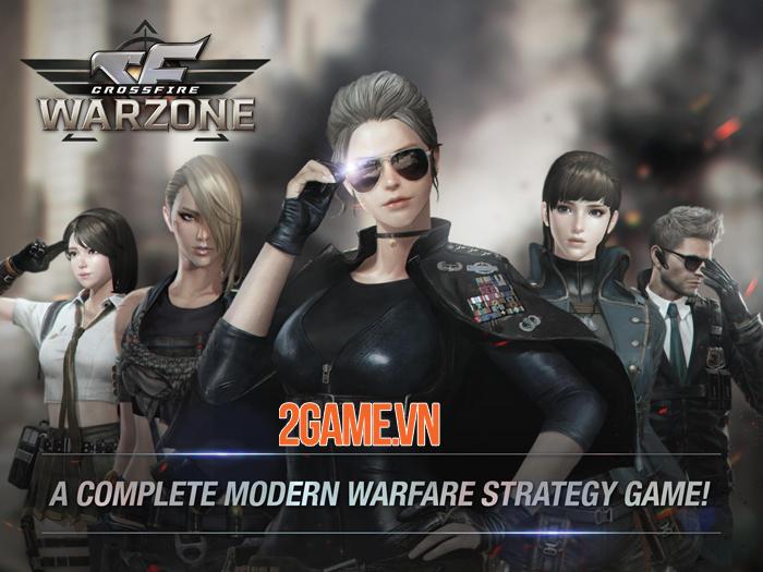 CrossFire: Warzone – Đột Kích phiên bản chiến thuật mới lạ 2
