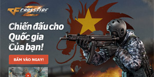 Crossfire Zero – Đột Kích Web sắp ra mắt game thủ Việt