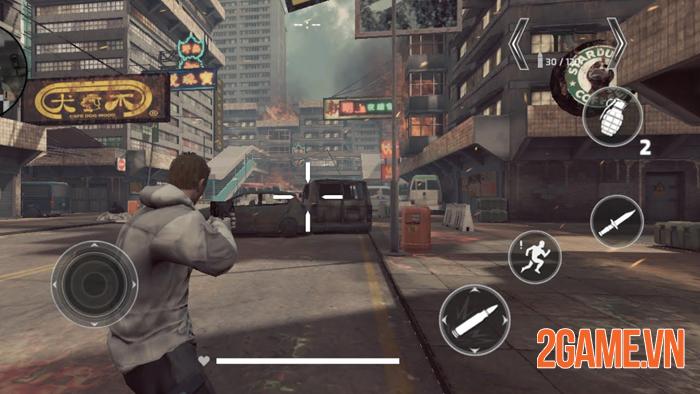 Trải nghiệm Project War Mobile - Game bắn súng đa dạng mode chơi 3