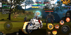 Đạo Mộ Ký Mobile mang đến một trải nghiệm mới mẻ cho dòng MMORPG truyền thống