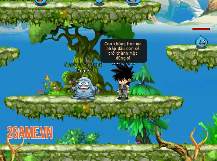 Dấu Ấn Rồng Mobile - Dự án game kế thừa Làng Lá Phiêu Lưu Ký lộ diện 3