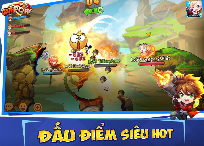 GunPow là minh chứng thành công cho dòng game tọa độ thế hệ mới ở Việt Nam 1