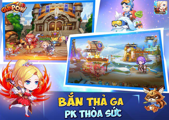 GunPow là minh chứng thành công cho dòng game tọa độ thế hệ mới ở Việt Nam 3