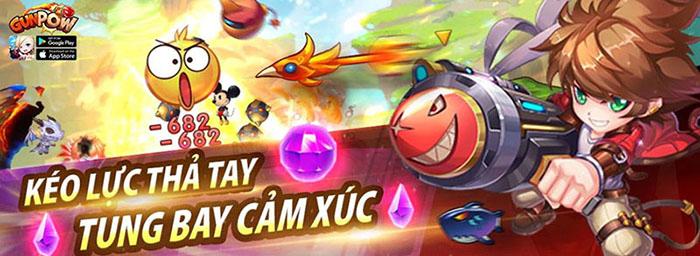 GunPow là minh chứng thành công cho dòng game tọa độ thế hệ mới ở Việt Nam 0