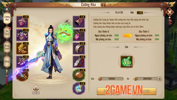 Tân Thiên Long Mobile cho người chơi nhập tâm vào võ học qua tính năng mới 2