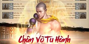 Tân Thiên Long Mobile cho người chơi nhập tâm vào võ học qua tính năng mới
