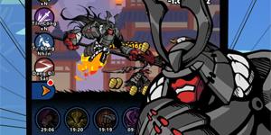 Clicker Monster – Game idle khai thác về truyền thuyết Âm Dương Sư