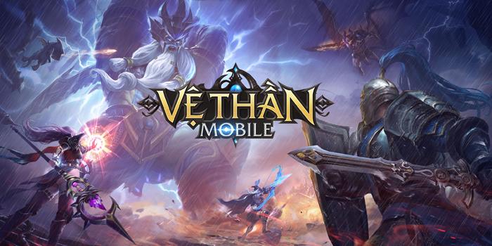 Game nhập vai bối cảnh phương Tây - Vệ Thần Mobile cập bến Việt Nam 1