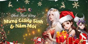 Game thủ Võ Lâm Truyền Kỳ Mobile truy tìm Ông Già Noel đòi quà Giáng sinh
