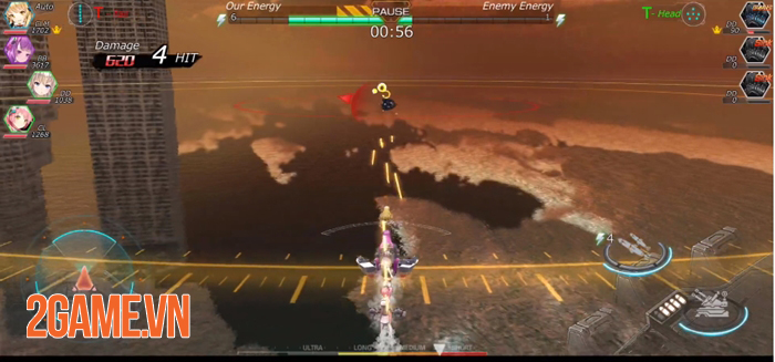 Abyss Horizon - Game nhập vai chiến tranh hải quân với phong cách manga mới lạ 2