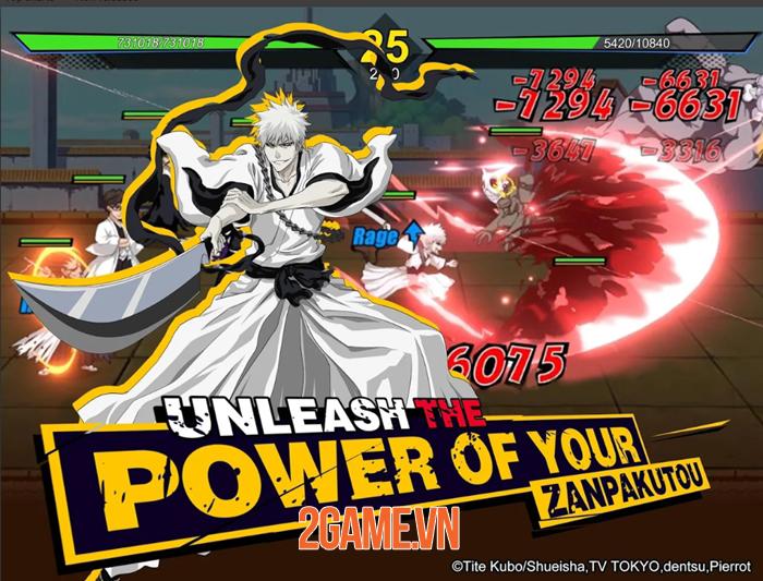 Bleach: Immortal Soul - Game đấu thẻ tướng có bản quyền chính chủ 2
