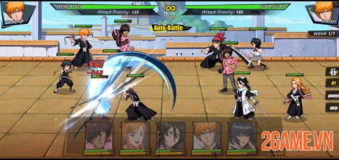 Bleach: Immortal Soul - Game đấu thẻ tướng có bản quyền chính chủ 4