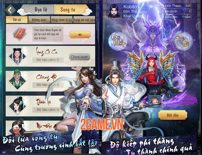 Đạo hữu, độ kiếp không - Game tu tiên chân thực với gameplay đồ sộ 3
