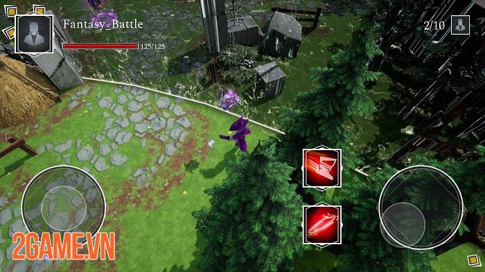 Fantasy Battleground là đấu trường Trung Cổ độc đáo với nhiều yếu tố bất ngờ 0