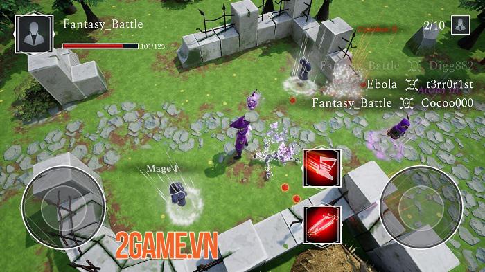 Fantasy Battleground là đấu trường Trung Cổ độc đáo với nhiều yếu tố bất ngờ 3