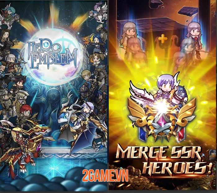 Hero Emblem - Game nhập vai idle đồ hoạ chibi thú vị 0
