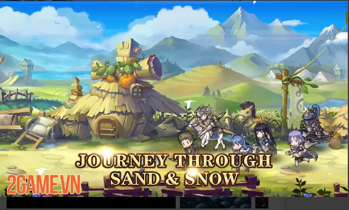 Hero Emblem - Game nhập vai idle đồ hoạ chibi thú vị 2
