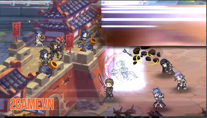 Hero Emblem - Game nhập vai idle đồ hoạ chibi thú vị 3