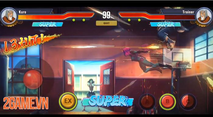 Hero Versus - Game đối kháng mang đến sự tự do trong cơ chế điều khiển 0