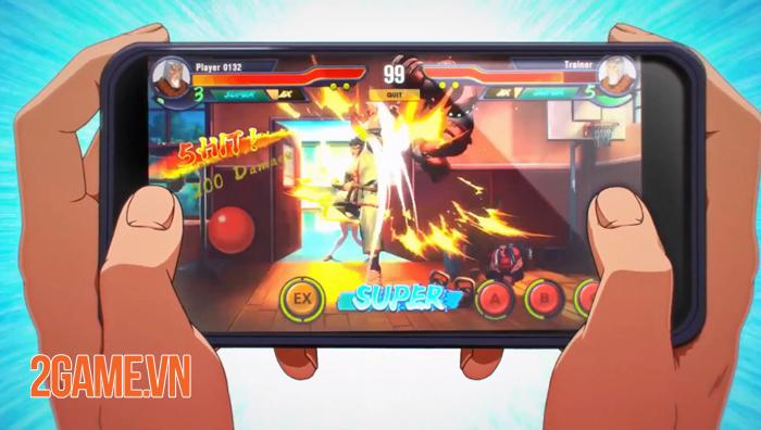 Hero Versus - Game đối kháng mang đến sự tự do trong cơ chế điều khiển 1