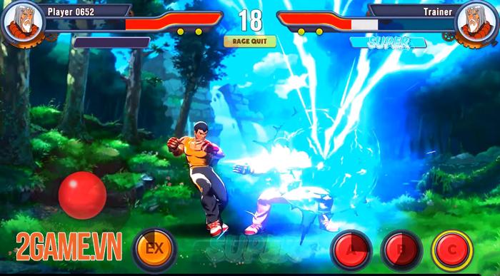 Hero Versus - Game đối kháng mang đến sự tự do trong cơ chế điều khiển 2