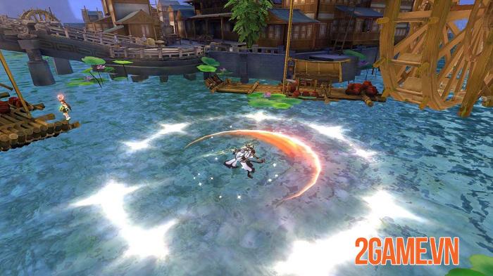 Tuyệt phẩm game nhập vai Kiếm Ca VNG ấn định ngày ra mắt 2