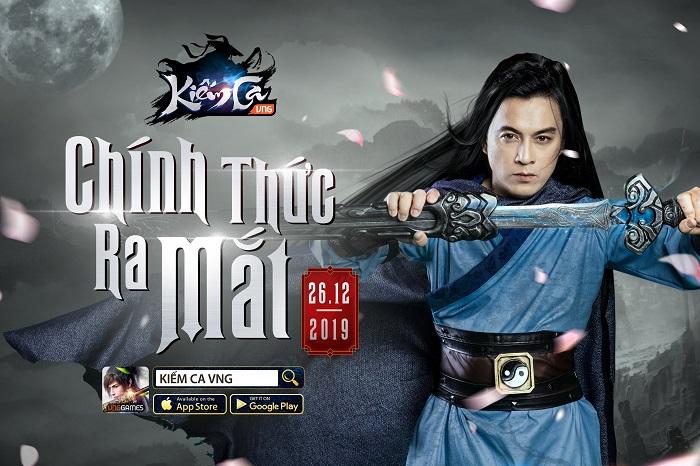 Tuyệt phẩm game nhập vai Kiếm Ca VNG ấn định ngày ra mắt 0