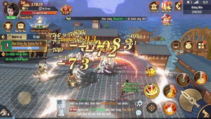 Kiếm Ca VNG liên tiếp cho ra mắt 3 server chỉ trong sáng cuối tuần 3