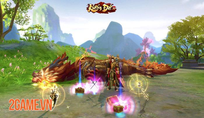 Game nhập vai PK đoạt vị Kiếm Đế 3D Gamota ra mắt trang chủ 0
