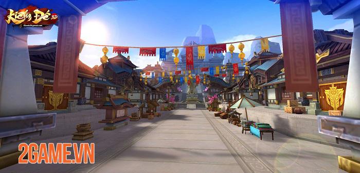 Game nhập vai PK đoạt vị Kiếm Đế 3D Gamota ra mắt trang chủ 1