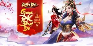 Game nhập vai PK đoạt vị Kiếm Đế 3D Gamota ra mắt trang chủ