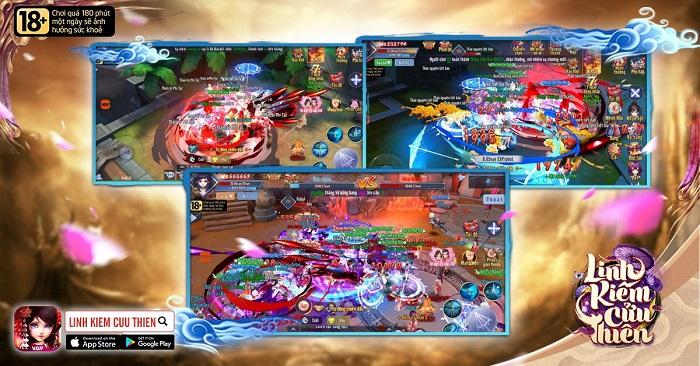 Game thủ Linh Kiếm Cửu Thiên tổ chức party bể bơi trên du thuyền 0