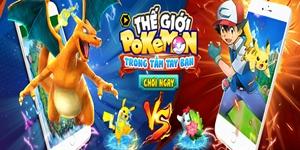 Game Pokemon Truyền Kỳ H5 có đồ hoạ tươi mới cập bến Việt Nam