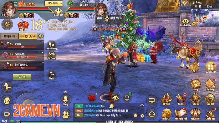Game thủ Tân Thiên Long Mobile tuyên bố quy ẩn giang hồ về trồng rau nuôi cá 0