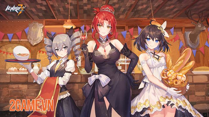 Game chặt chém hút khách Honkai Impact 3 Mobile sắp ra mắt bản PC 1