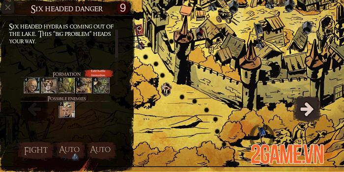 Lazara Battle Heroes - Game idle thẻ tướng không phụ thuộc auto 2