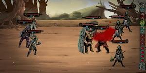 Lazara Battle Heroes – Game idle thẻ tướng không phụ thuộc auto