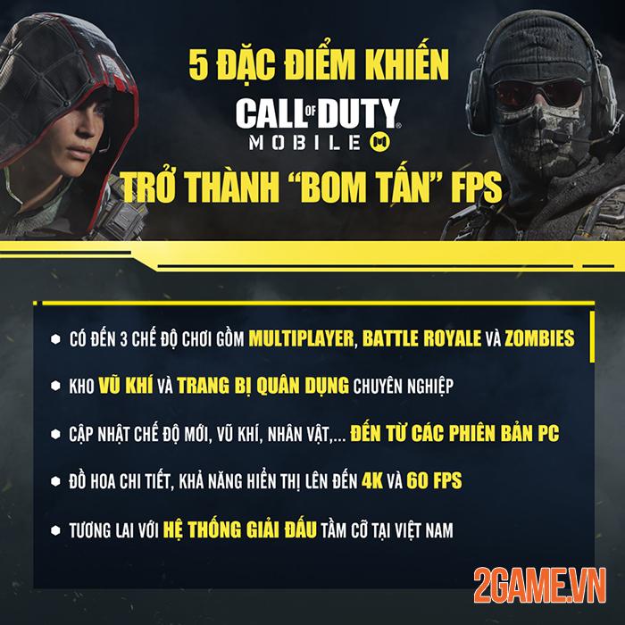 VNG Games ra mắt trang chủ Call of Duty Mobile VN 2