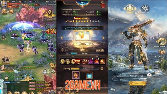 Top 8 game màn hình dọc đang thu hút đông đảo game thủ Việt 7
