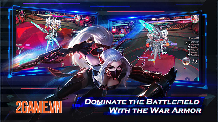 Eternal Sword M - Game nhập vai bối cảnh fantasy tuyệt đẹp 1