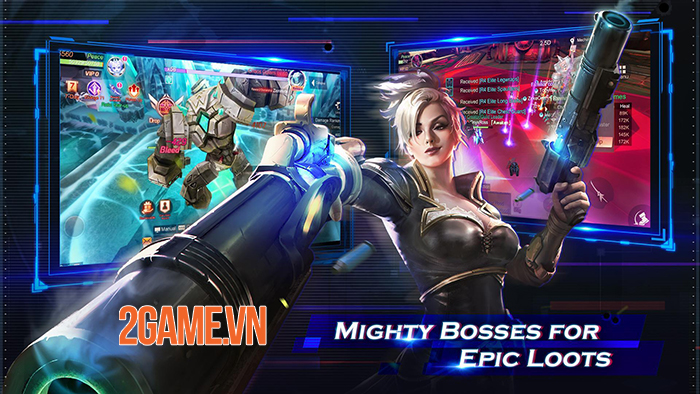 Eternal Sword M - Game nhập vai bối cảnh fantasy tuyệt đẹp 3
