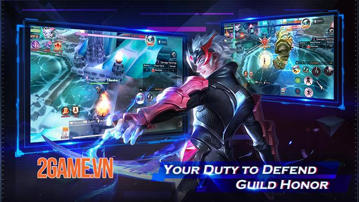 Eternal Sword M - Game nhập vai bối cảnh fantasy tuyệt đẹp 4