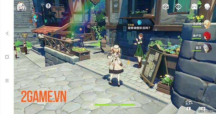 Siêu phẩm game nhập vai thế giới mở Genshin Impact sẽ hỗ trợ tiếng Việt 0