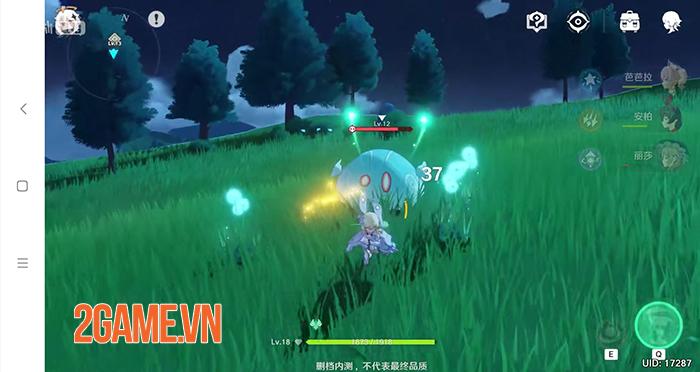Siêu phẩm game nhập vai thế giới mở Genshin Impact sẽ hỗ trợ tiếng Việt 3