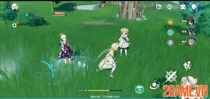 Siêu phẩm game nhập vai thế giới mở Genshin Impact sẽ hỗ trợ tiếng Việt 2