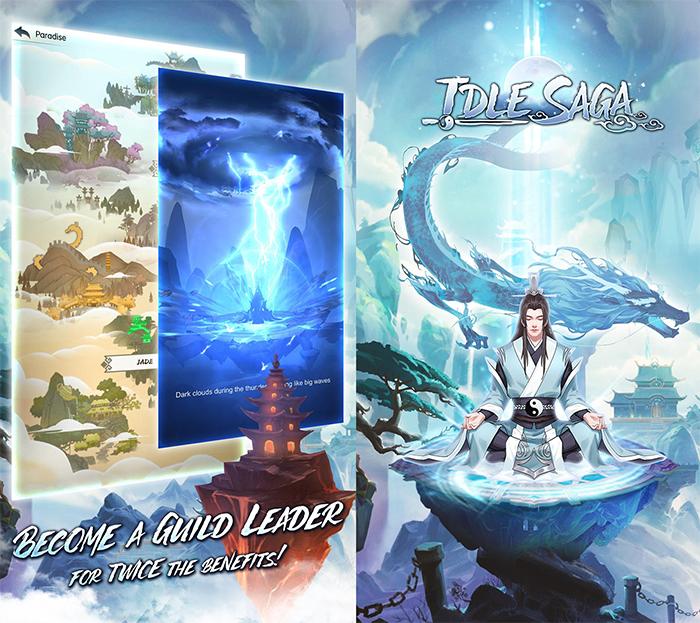 Thêm một game có style gần giống Mộng Huyễn Phi Tiên sắp ra mắt 2