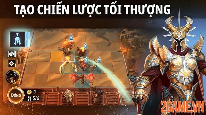 Game Might & Magic: Chess Royale của ông lớn Ubisoft sẽ có tiếng Việt 3