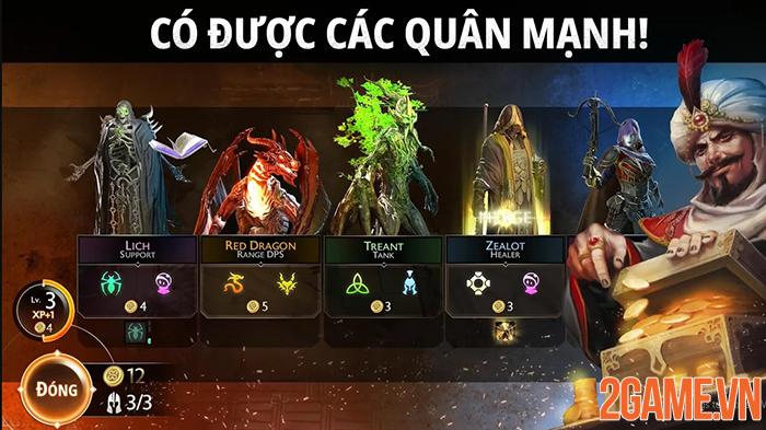Game Might & Magic: Chess Royale của ông lớn Ubisoft sẽ có tiếng Việt 2