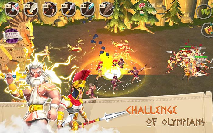 Trojan War - Game chiến thuật mô phỏng cuộc chiến thành Troy 0